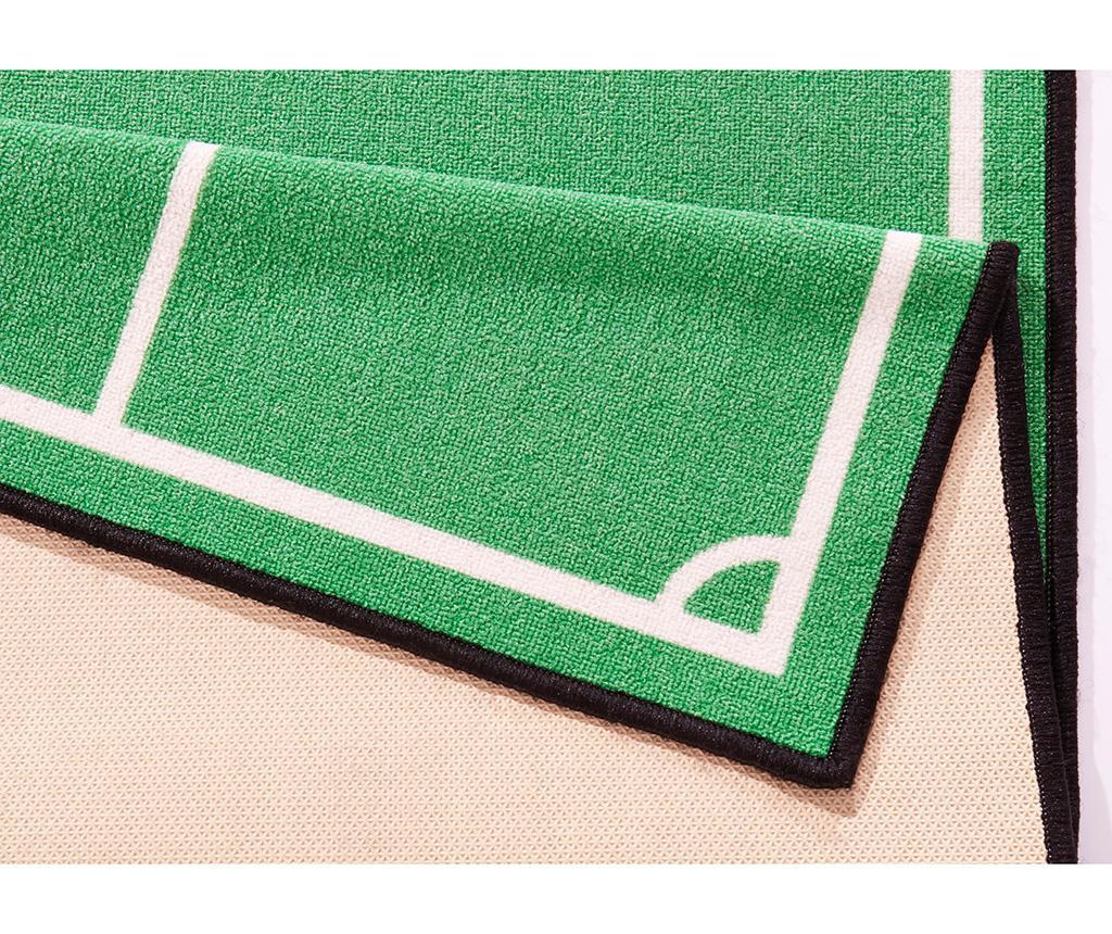 Tepih Football Field Green 140x200 cm