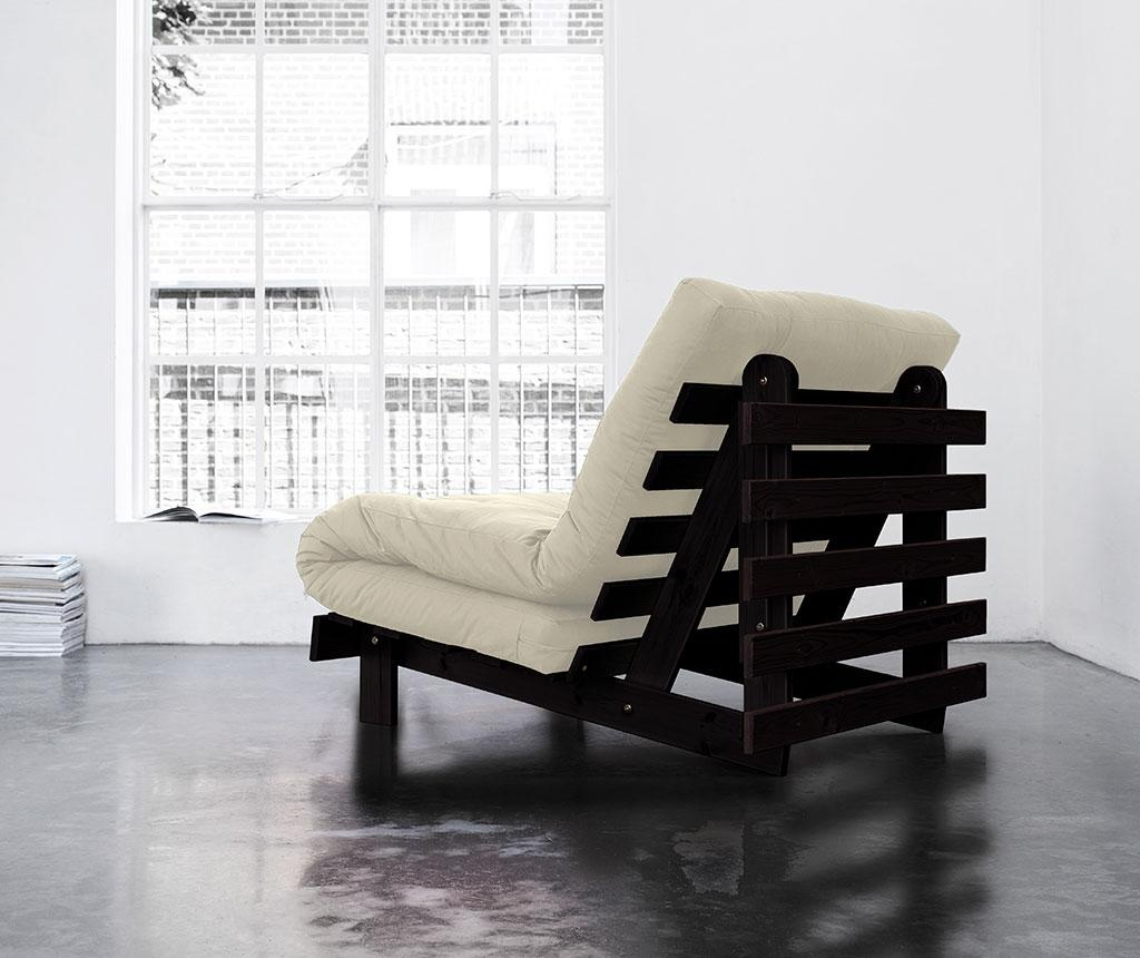 Sofa extensibila Roots Wenge and Dove Grey