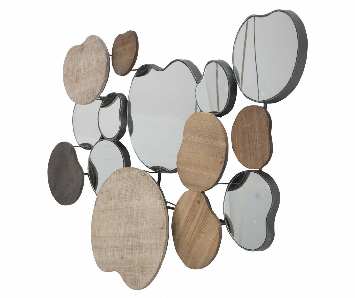 Decoratiune cu oglinda Quoxy
