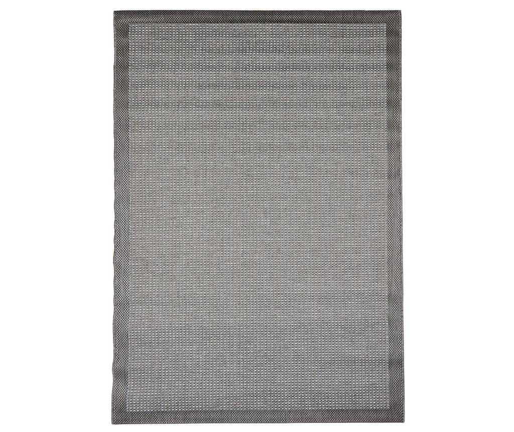 Tepih Chrome Grey 160x230 cm