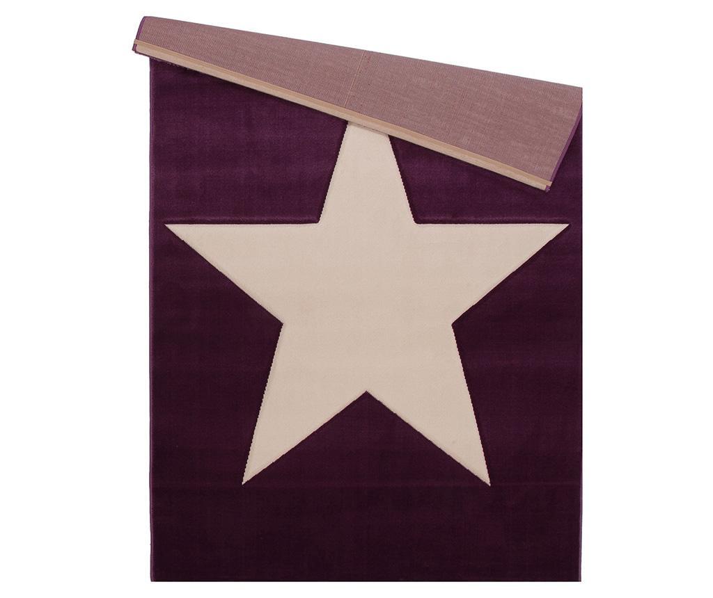 Superstar Purple Szőnyeg 100x150 cm