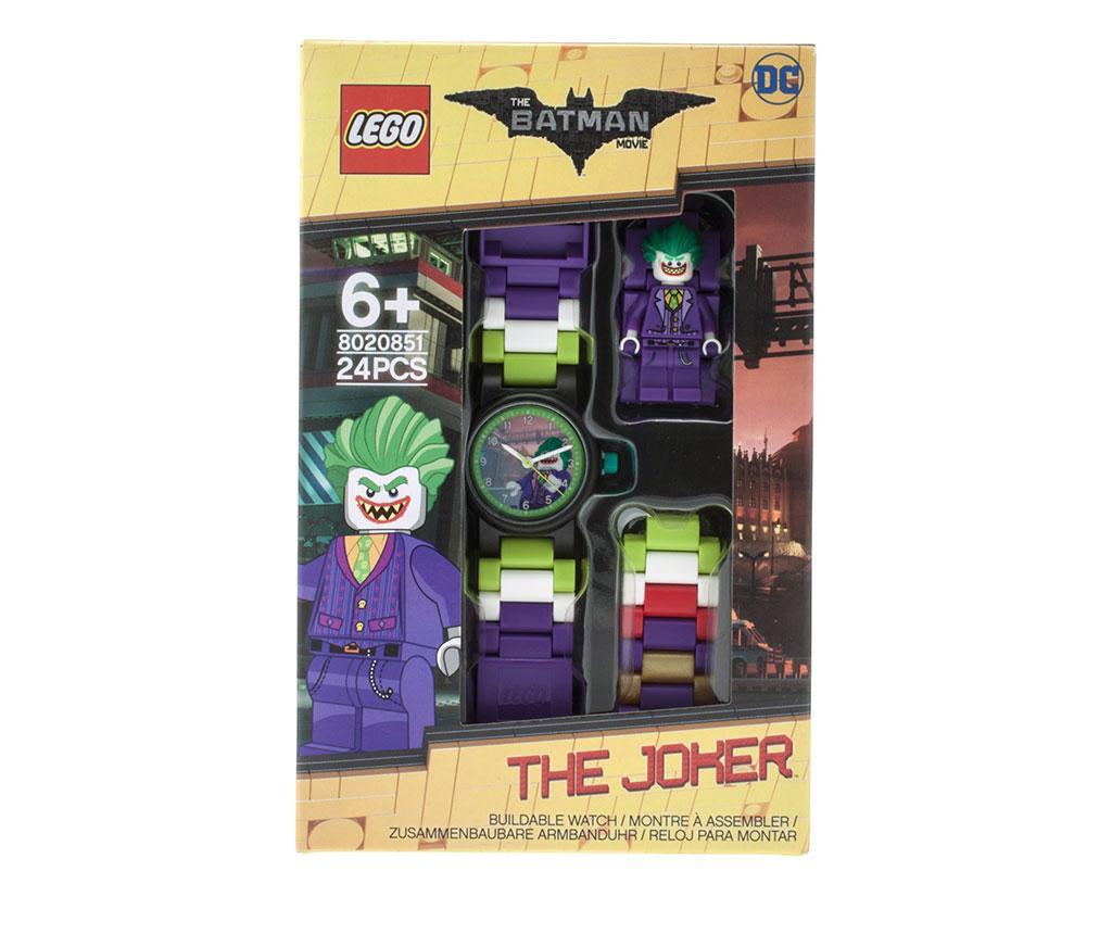 Ceas de mana copii Lego Joker