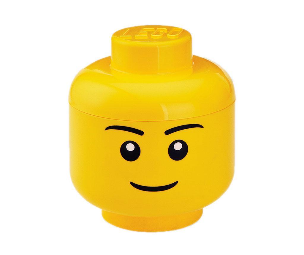 Cutie cu capac Lego Pretty Boy M