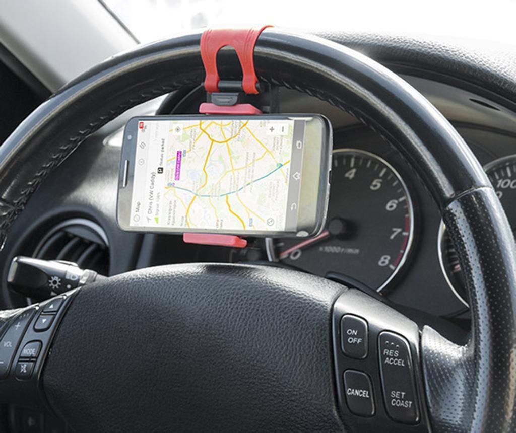 Steering Wheel Autós telefontartó