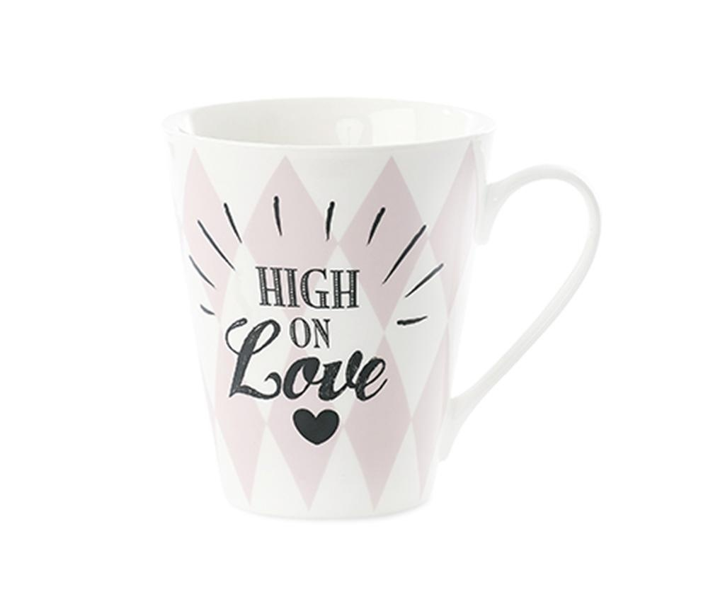 High on Love Bögre 300 ml