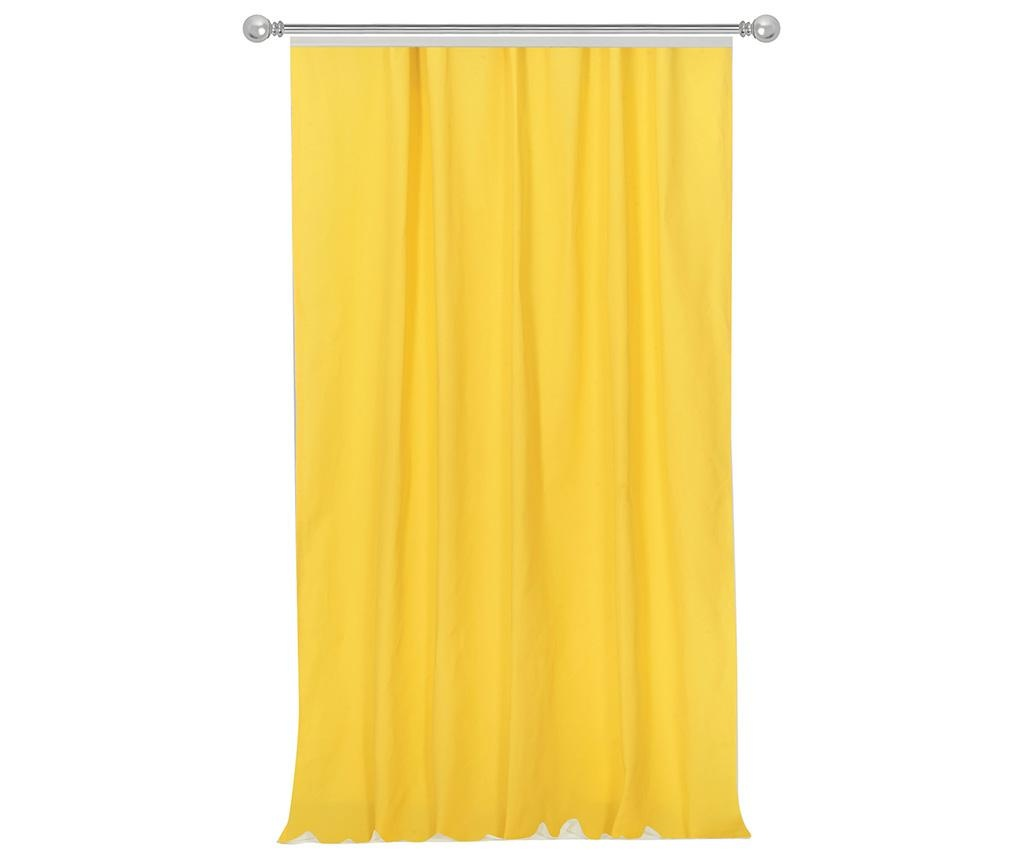 Draperie Simple Yellow 170x270 cm
