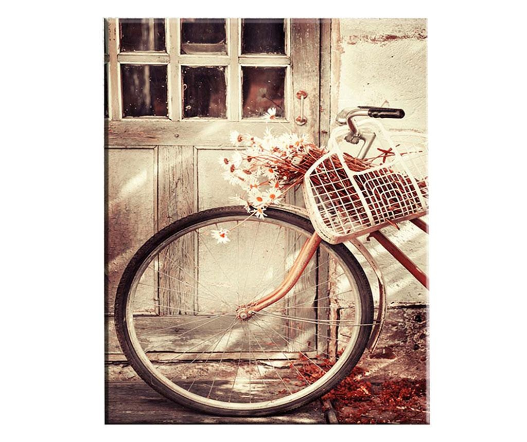 Tablou Bycicle Ride 100x140 cm