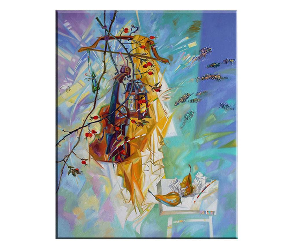 Tablou Violin 100x140 cm