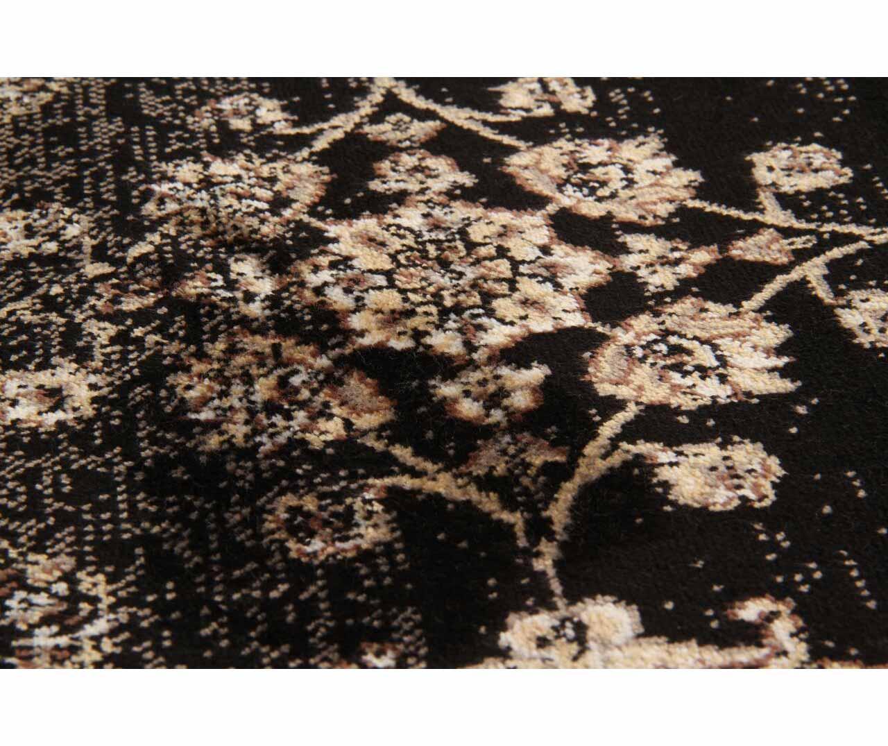 Koberec Ziegler Black 140x190 cm