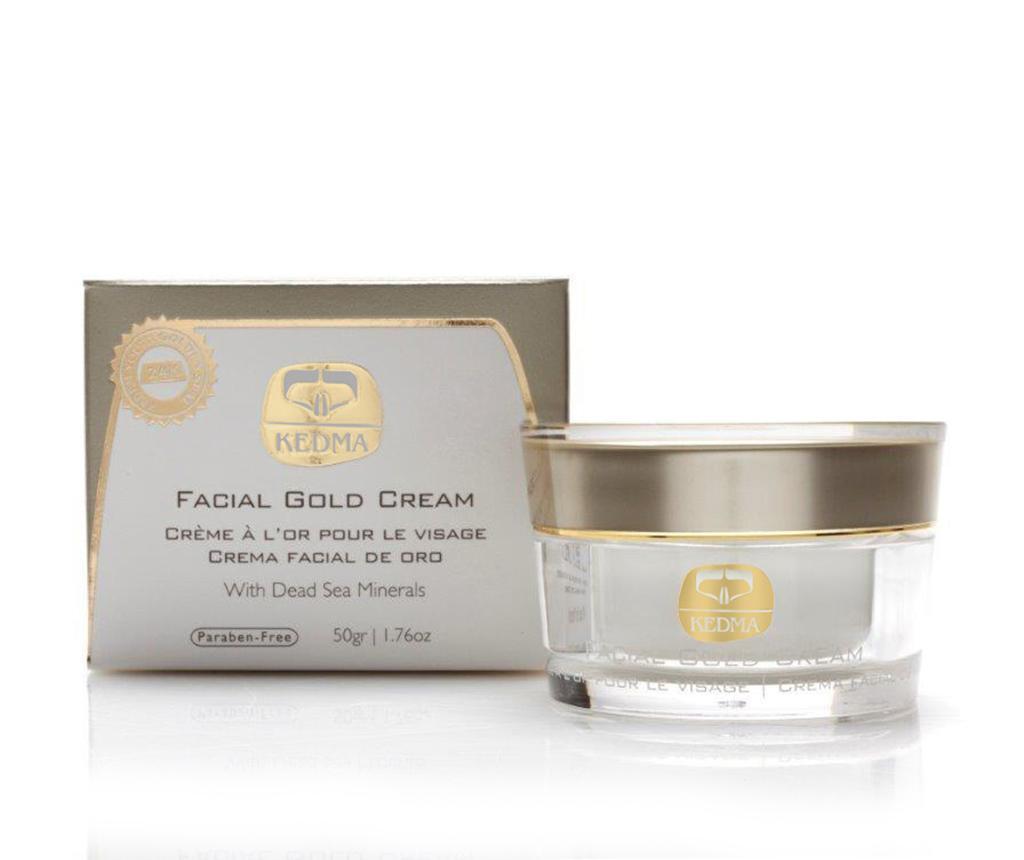 Crema de fata Kedma Precious Gold 50 g