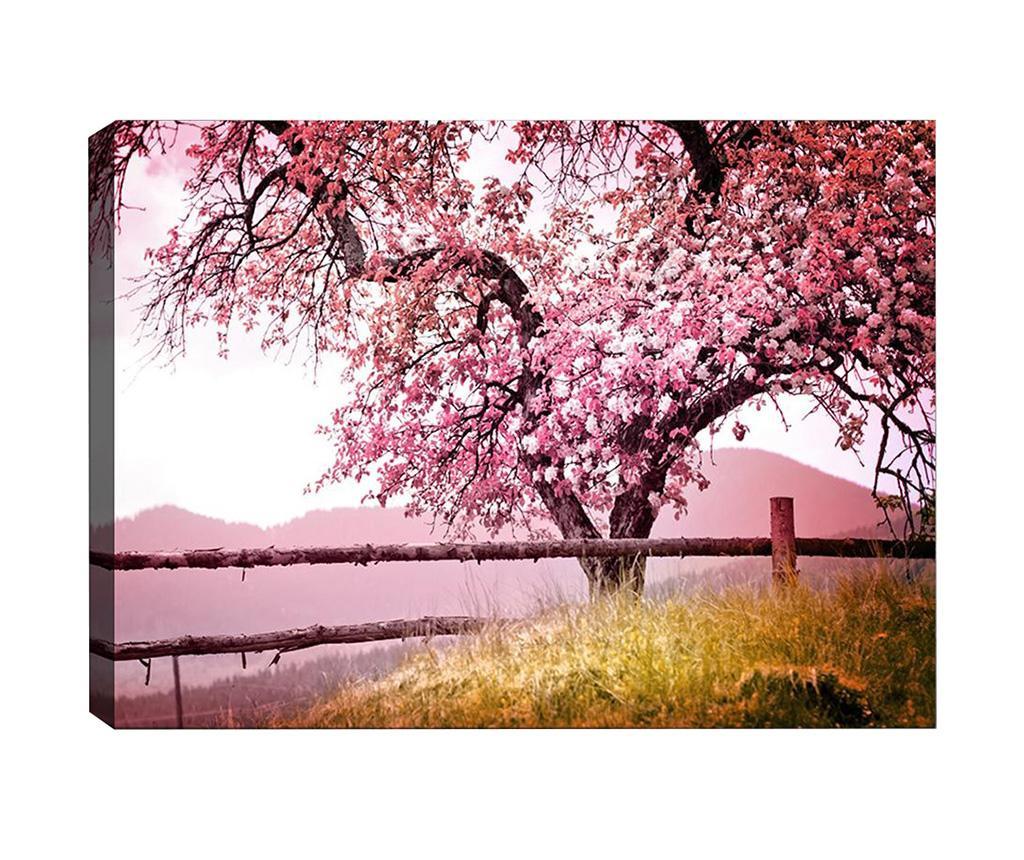 Tablou Romantic Spring 40x60 cm