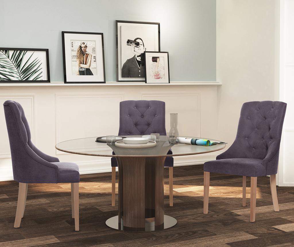 Scaun Jalouse Maison Chiara Lavender