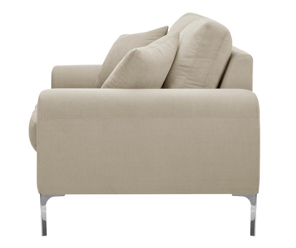 Dillinger Cream Háromszemélyes kanapé