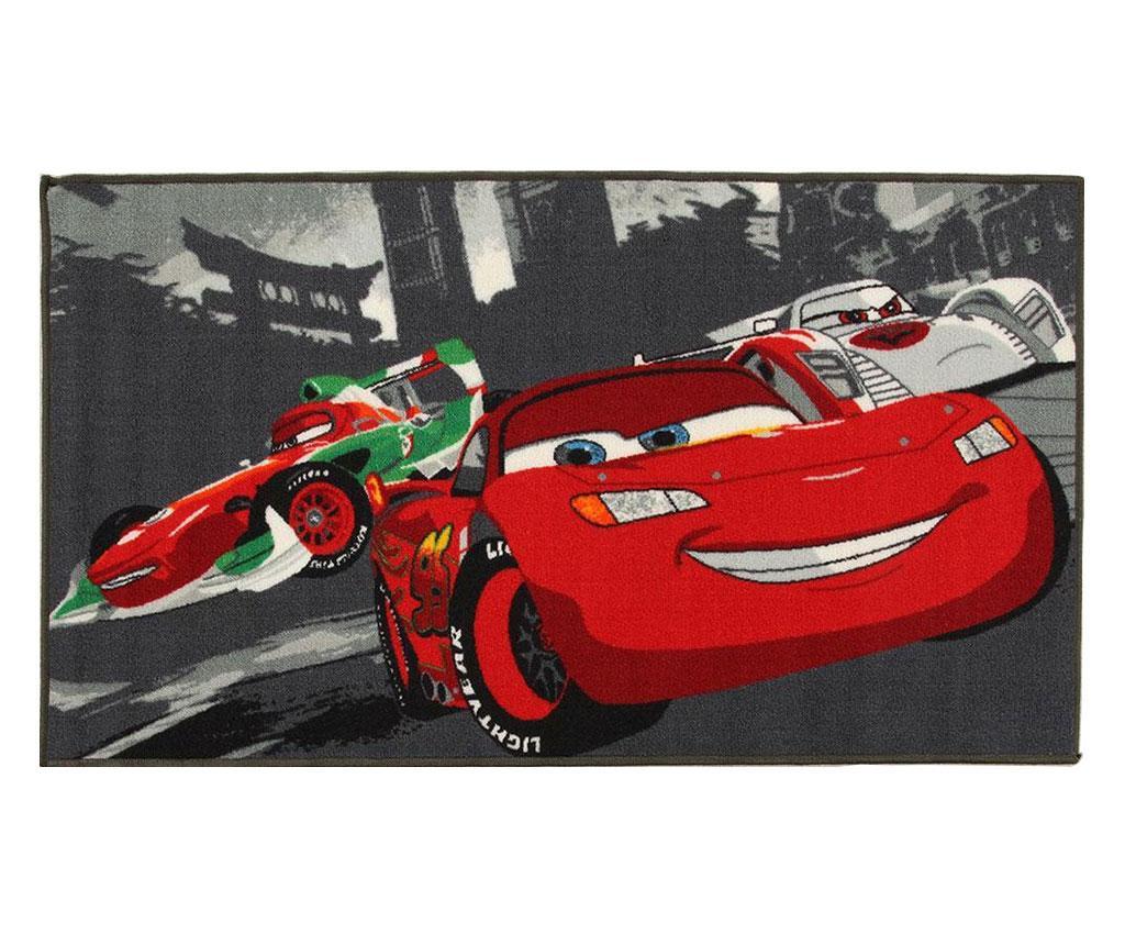 Cars World Racing Szőnyeg 80x140 cm