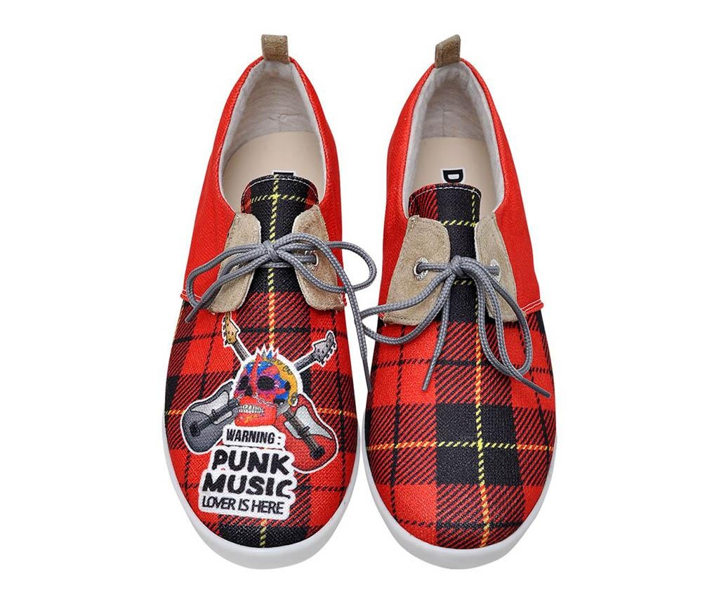 Punk Music Lover Női tornacipő 38