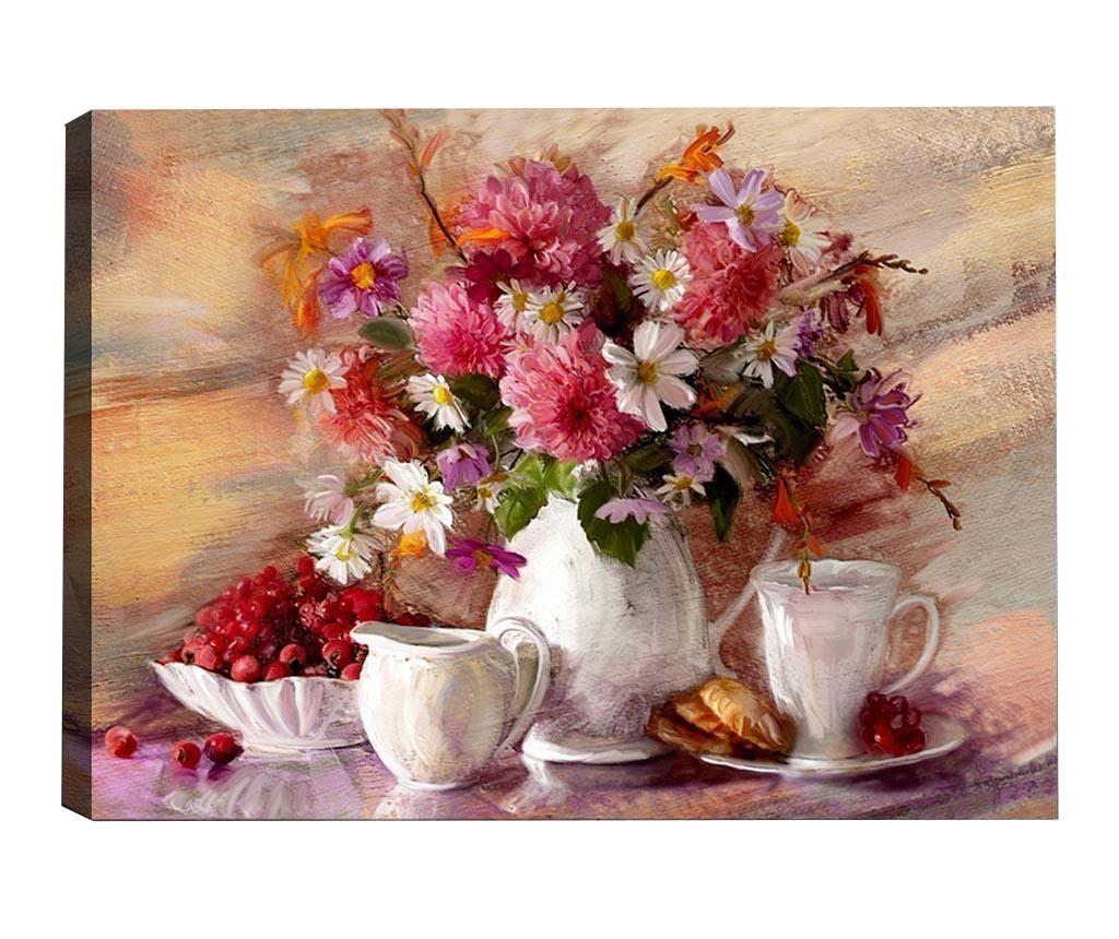 Afternoon Tea Kép 50x70  cm