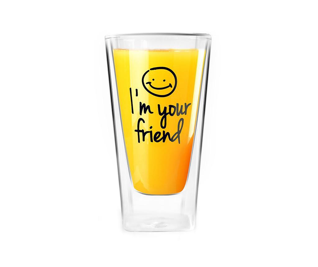 Your Friend Pohár 300 ml