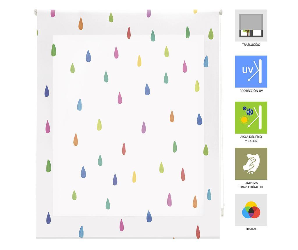 Rainbow Drops Roletta 180x180 cm