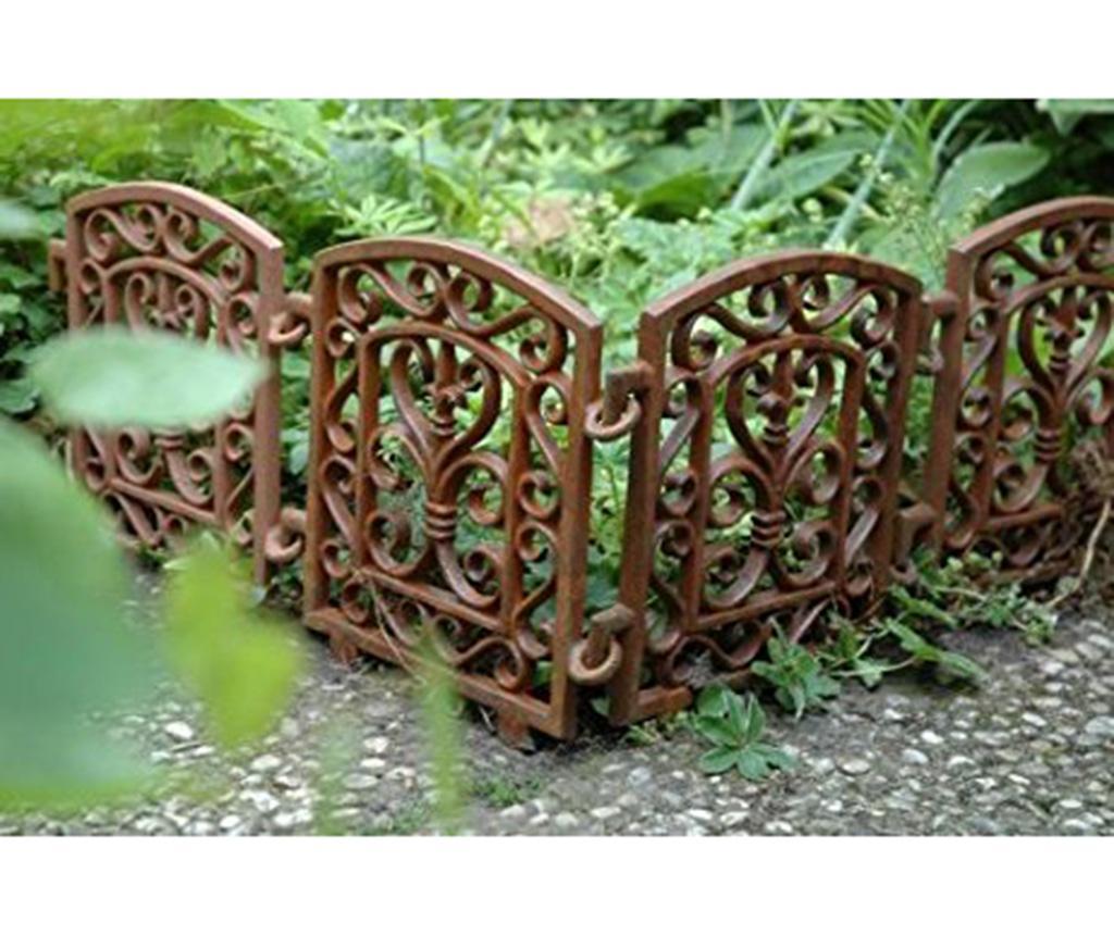 Set 2 dijela ukrasne ograde Connectable