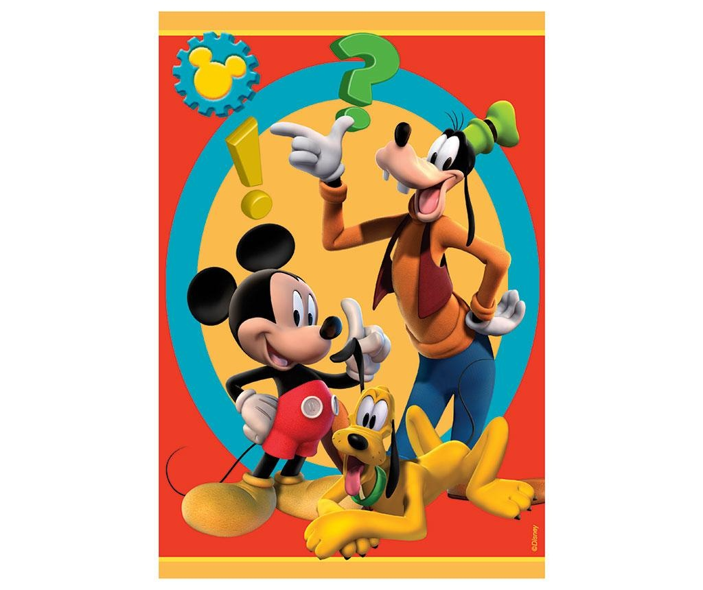 Covor Mickey Mouse 80x120 cm