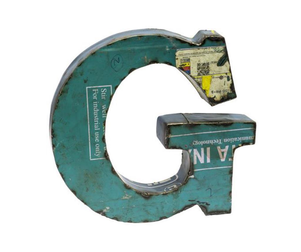 Dekoracja Letter G