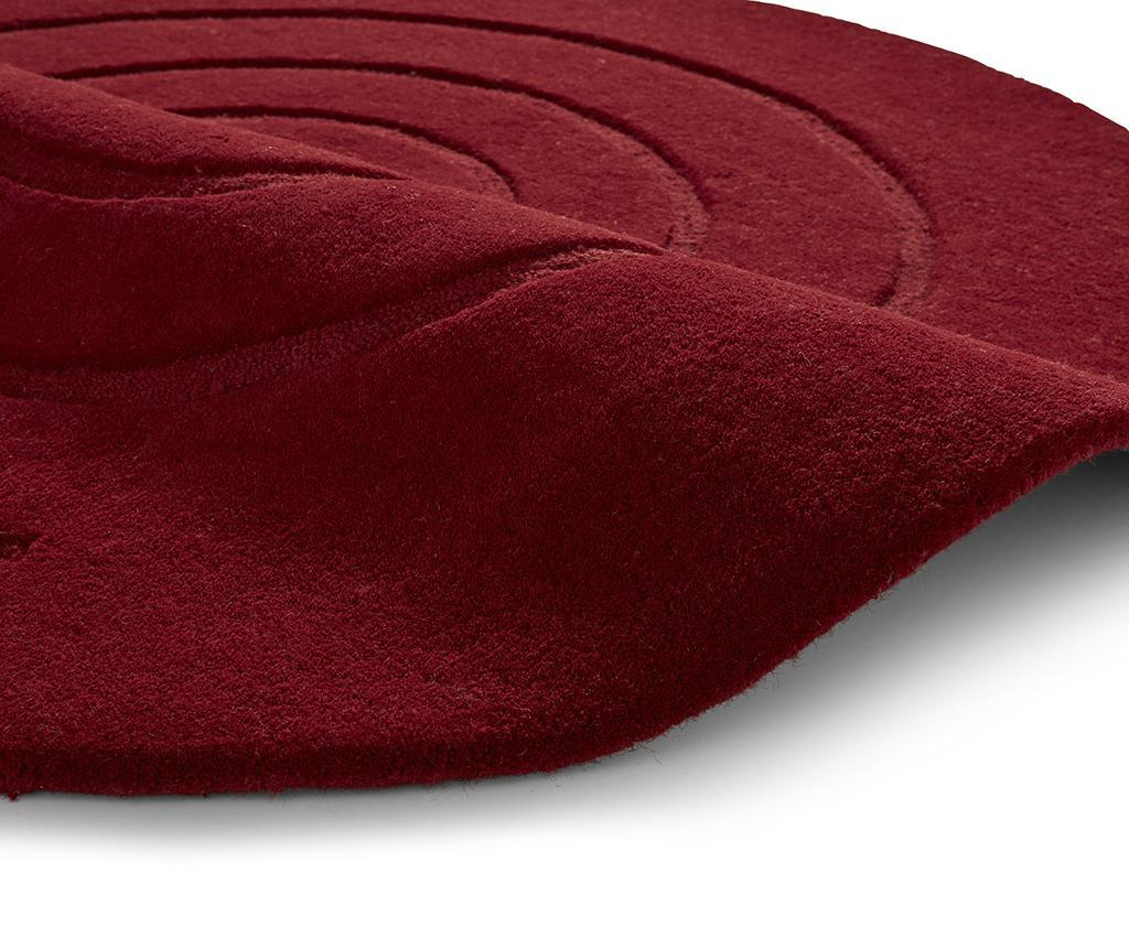 Preproga Spiral Red 180cm
