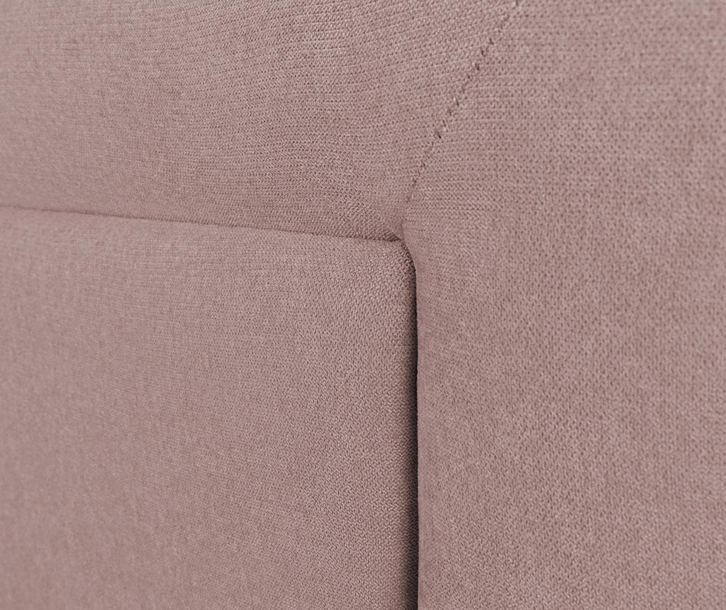 Tablie de pat Ancona Light Pink 120x140  cm