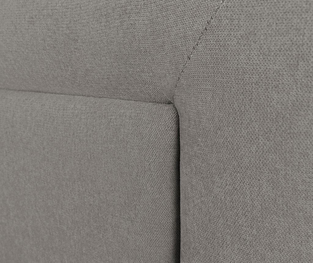 Tablie de pat Ancona Light Grey 120x160 cm