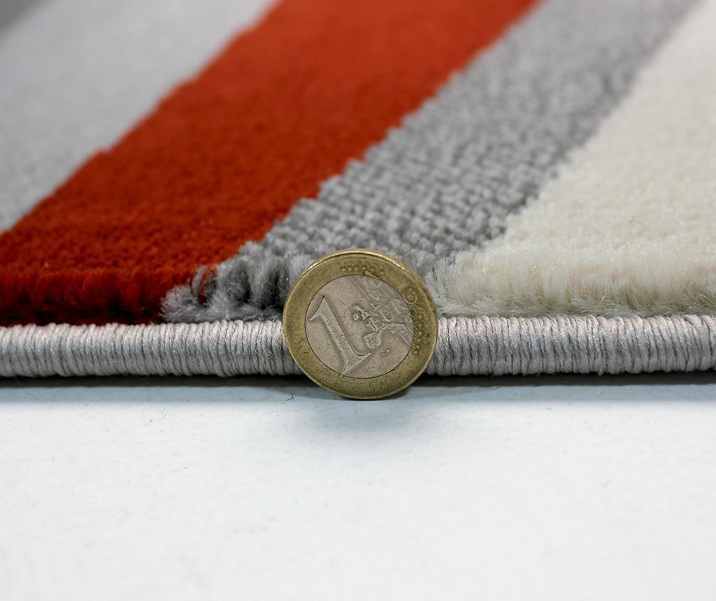 Spritz Terracotta Szőnyeg 80x150 cm