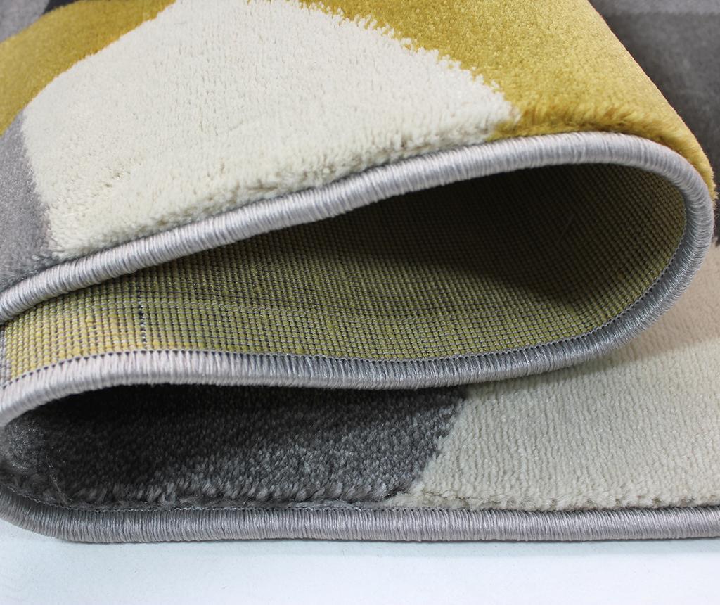 Preproga Cosmo Grey Ochre 80x150 cm