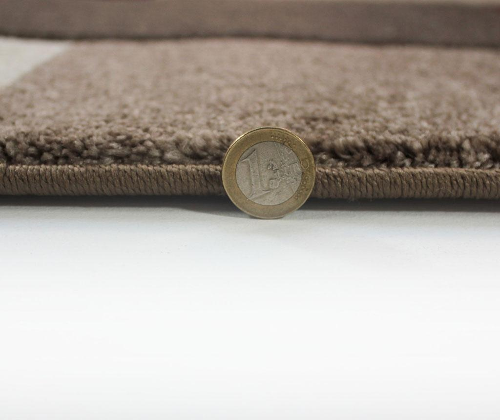 Cosmos Beige Brown Szőnyeg 80x150 cm