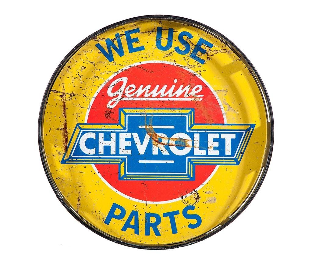 Taca do serwowania Chevrolet