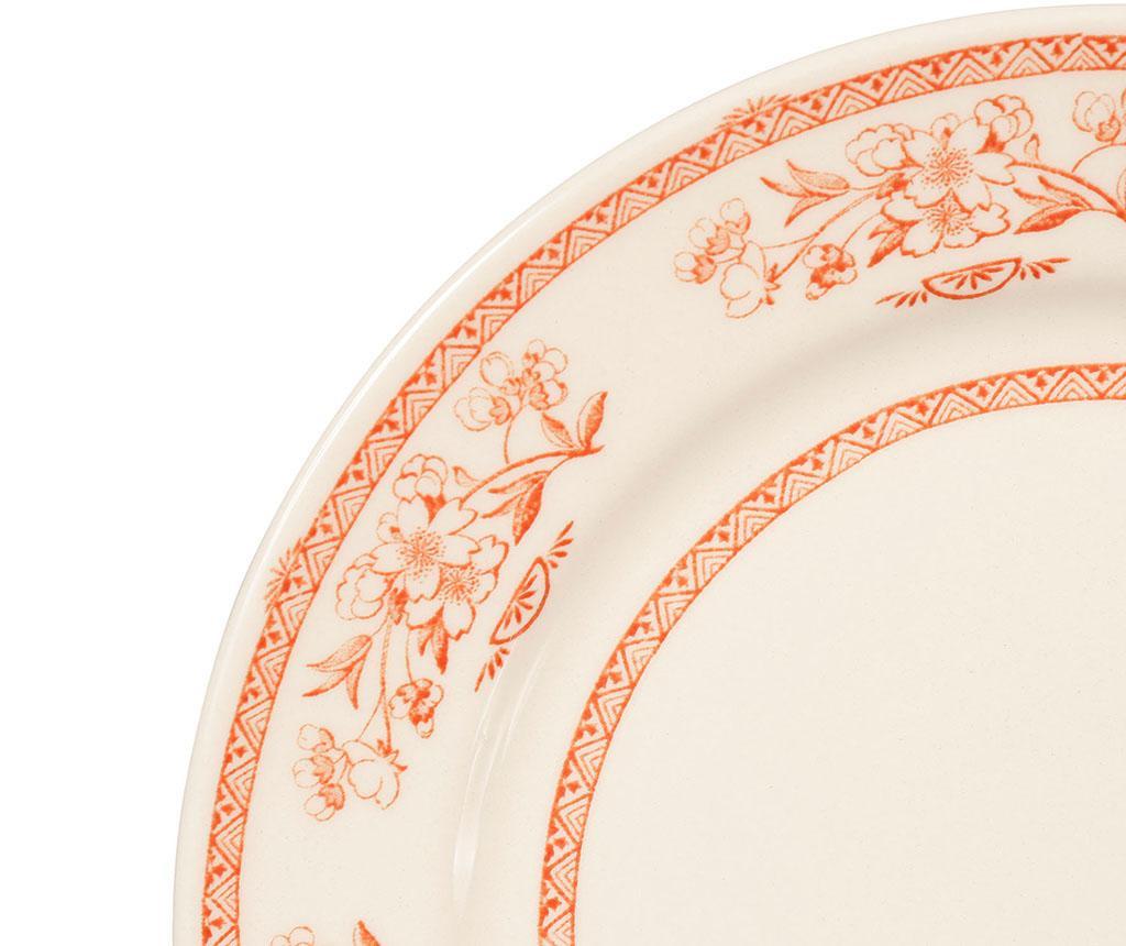 Chatou 4 db Desszertes tányér
