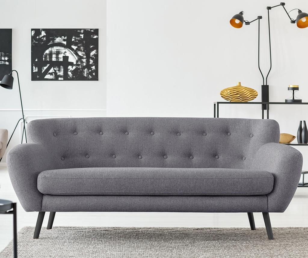 Kauč trosjed Hampstead Poly Grey