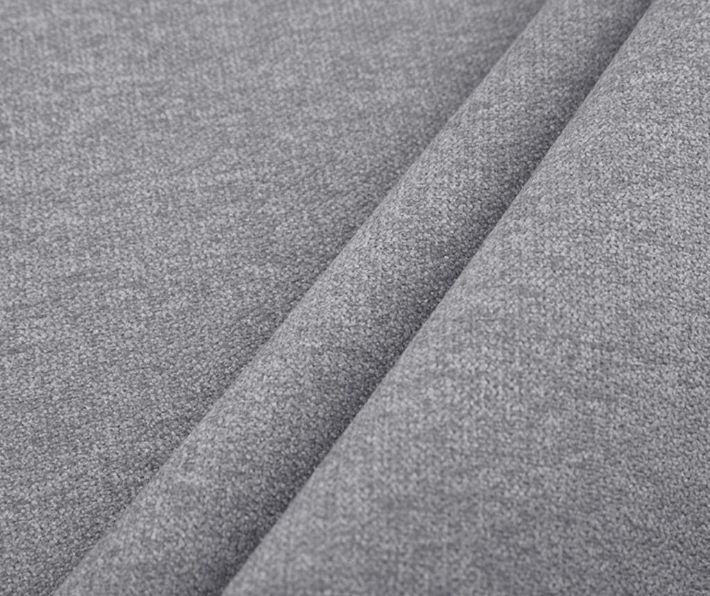 Coltar stanga Newport Light Grey