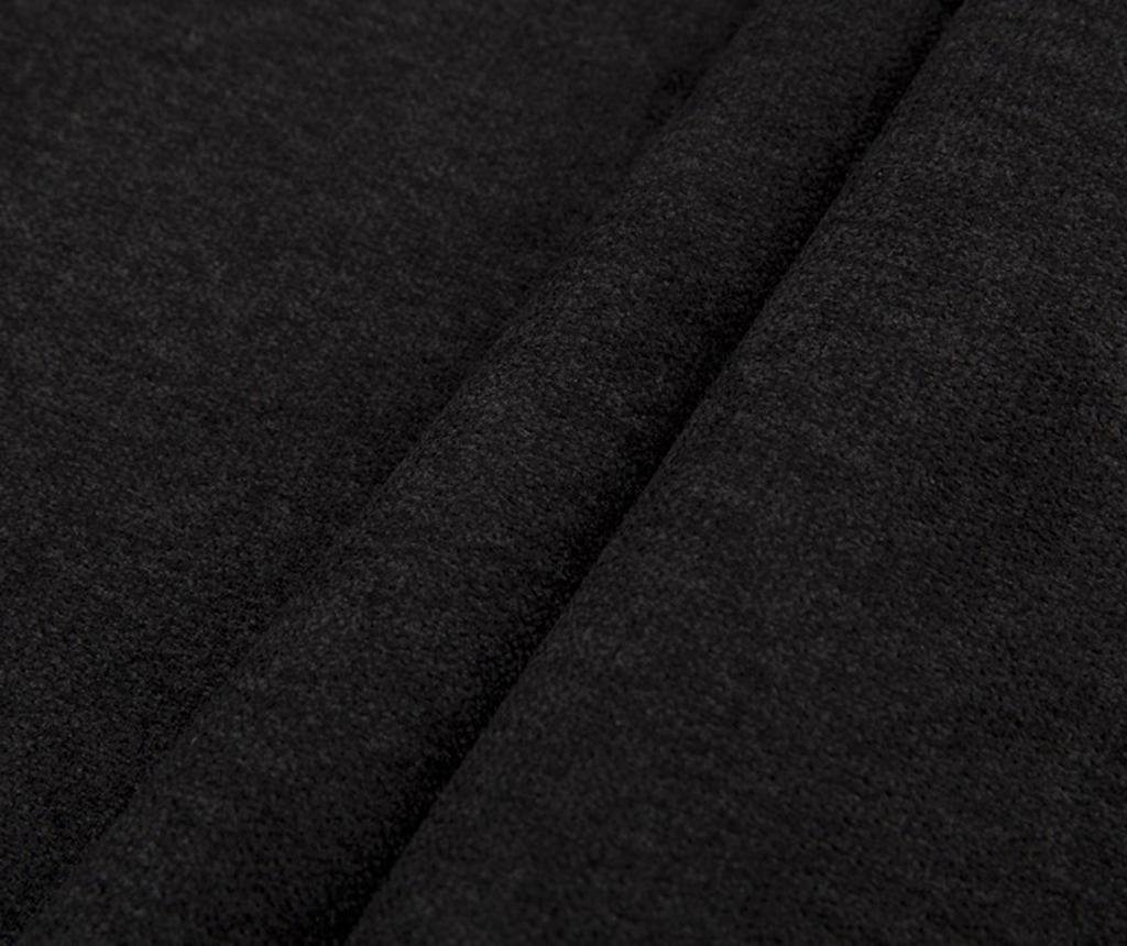Canapea extensibila 3 locuri Stuttgart Black