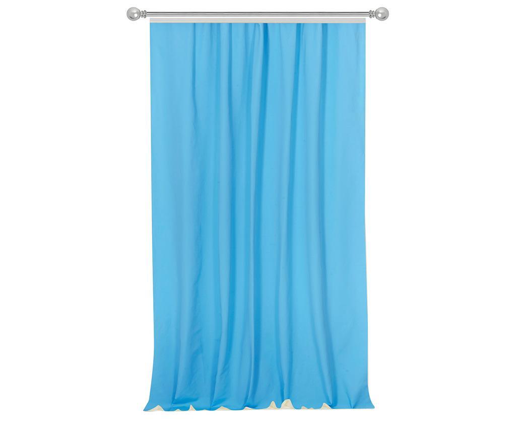 Draperie Simple Light Blue 170x270 cm