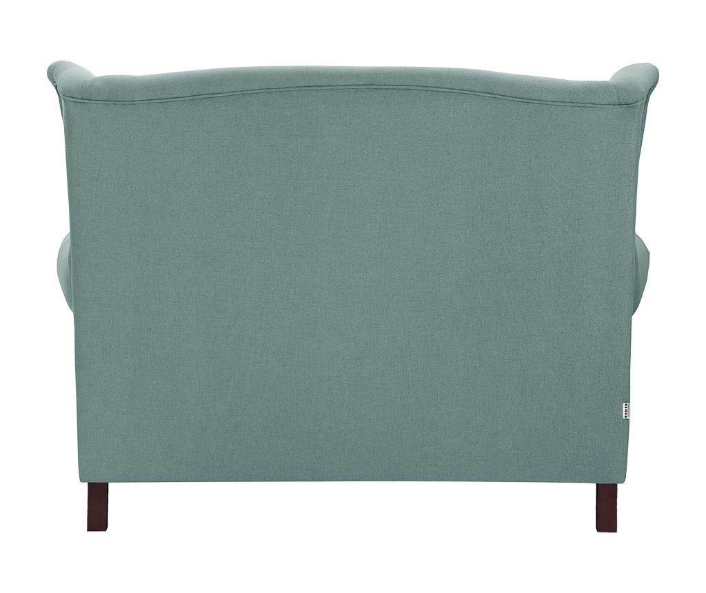 Canapea 2 locuri Alpaga Mint