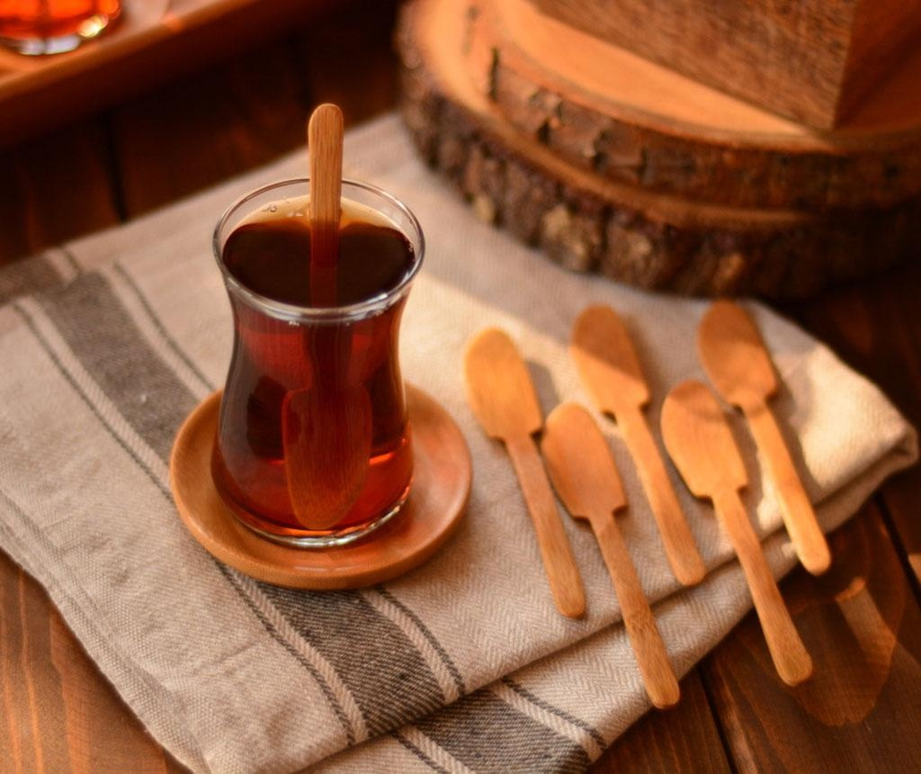 Pop Tea 6 db Kiskanál
