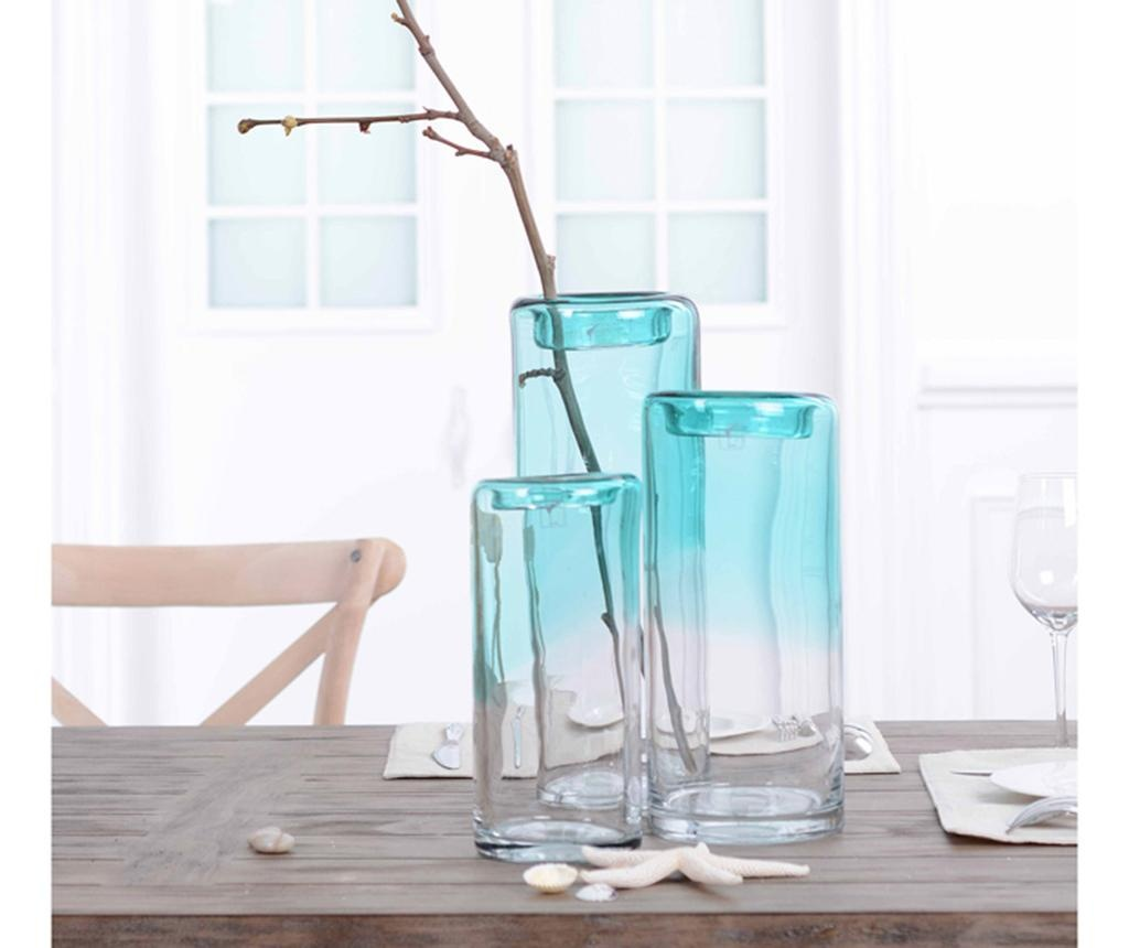Deter Blue Váza
