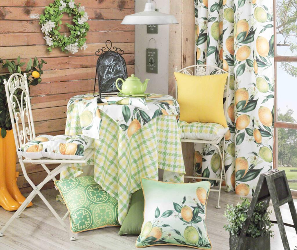 Lemons Ülőpárna 37x37 cm