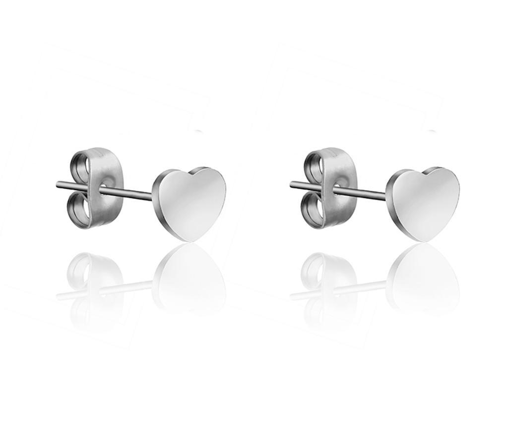 Cercei Love Silver