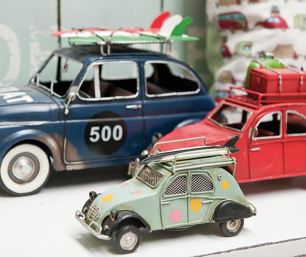 Декорация с рамка за снимка Car Green