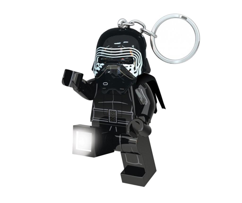 Breloc cu lanterna Lego Star Wars Kylo Ren