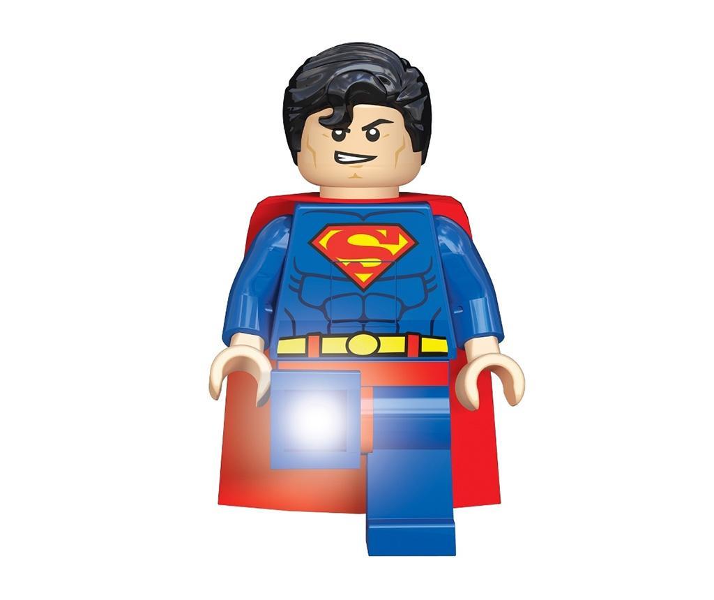 Noćna svjetiljka Lego DC Superman