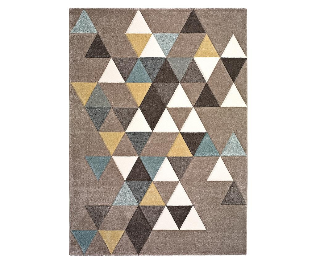 Covor Pinky Triangles 60x120 cm