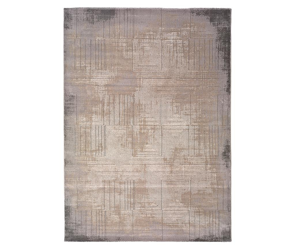 Covor Seti Shapes Grey 120x170 cm