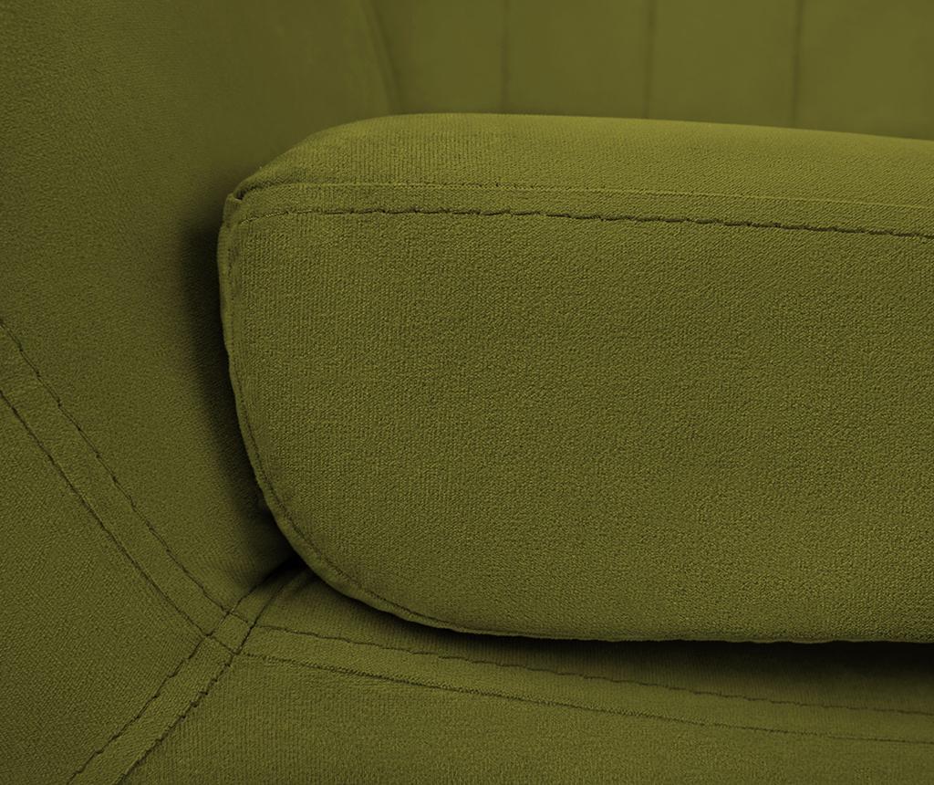Canapea 3 locuri Sardaigne Green