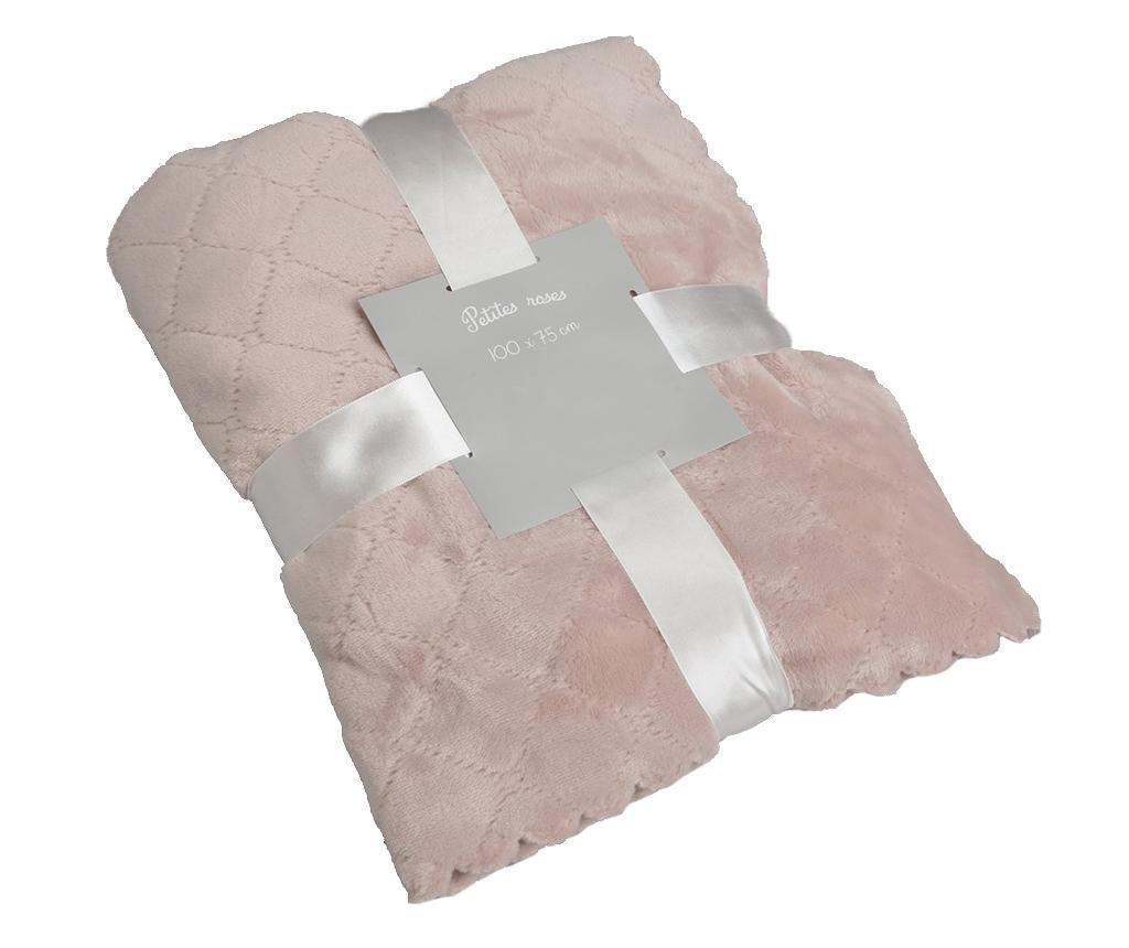 Delis Pink Pléd 75x100 cm