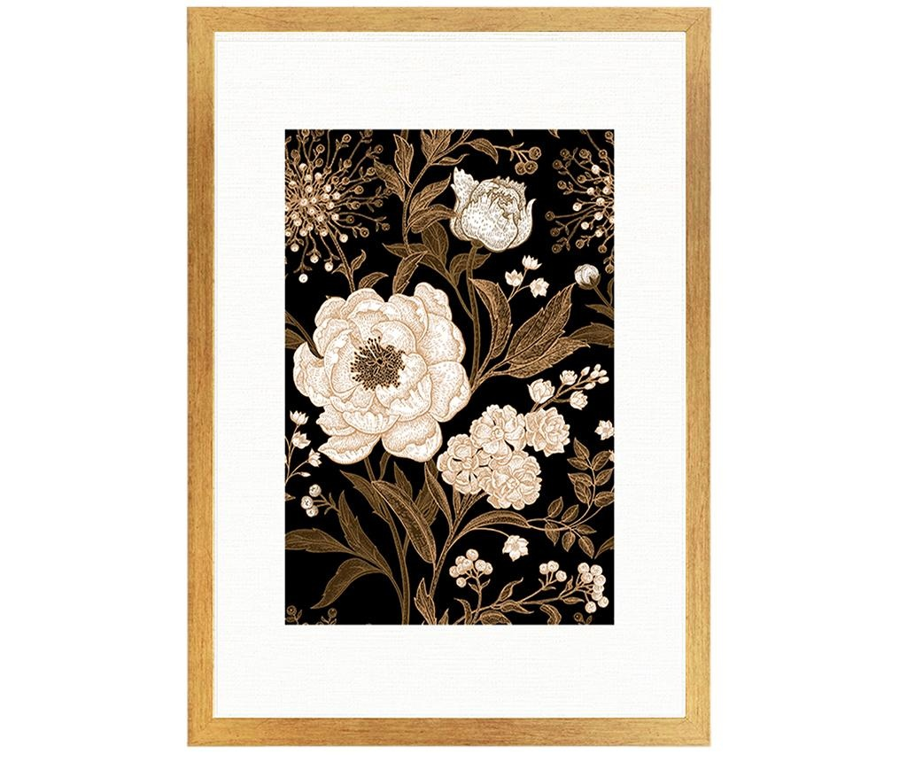 Tablou Scented Flowers 24x29 cm